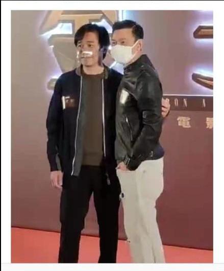 梁朝伟、刘德华罕见同框,18年后再次合作-有朝壹日