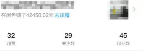 小白实战一月6000+的闲鱼低成本暴利玩法-有朝壹日